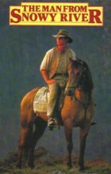 The man from snowy river by cougarbundy