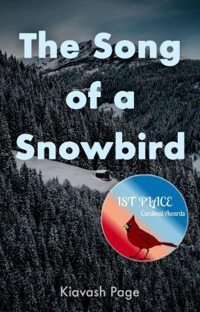 The Song of a Snowbird by kiavashp