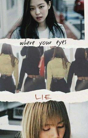 Where Your Eyes Lie [JenLisa] by mandunini_