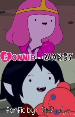 Adventure Time Jay And Bonnie Bonnie and Marc...