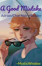 A Good Mistake    Adrien Agreste/Chat Noir x reader by miraculously_writer