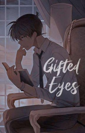 [𝗼𝗴] Gifted Eyes   jjk  by enmariachi