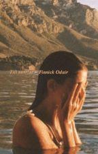 Till sunrise ༜ Finnick Odair by marinaaasainmar