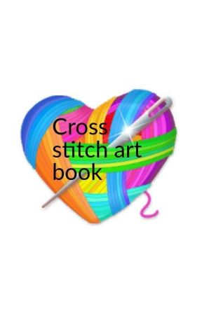 Cross Stitch art book #1 part 2 Completed  by Jineka