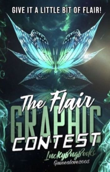 The Flair Graphic Contest (Open!)
