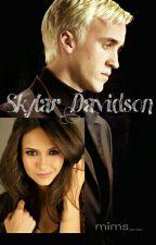 Harry Potter ff: Skyler Davidson by just_mema