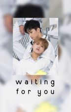 waiting for you | markhyuck by kpoppiupiupiu