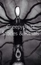 Creepypasta Stories And Rituals by CyanideAndPie