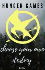 Hunger Games: Choose Your Own Destiny by Ravenclaw_book-love