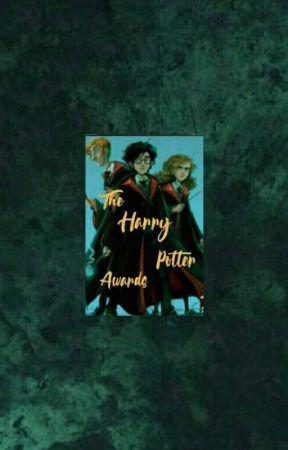 ⚡The Harry Potter Awards⚡ by xlove_you_notx