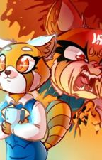 Retsuko's Downfall by absent_lil_cinccino