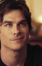 Crossed Bloodlines // Damon Salvatore // The Vampire Diaries  by Kendra__98