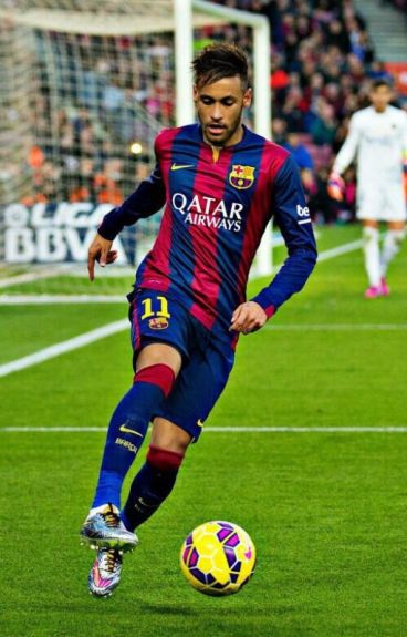 Love is a football game (Neymar jr   Fanfic)