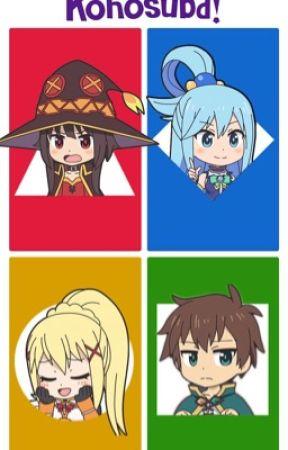 The Shinobi of Konosuba! | Konosuba x Male!Shinobi!Reader by noitsnotquinn