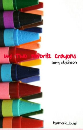 my two favorite crayons *l.s* _ON HOLD_ by hario_louigi
