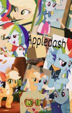 the story of Appledash Book 1 by Awesomeisthenewcool1