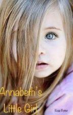 Annabeth's Little Girl by pokeball18