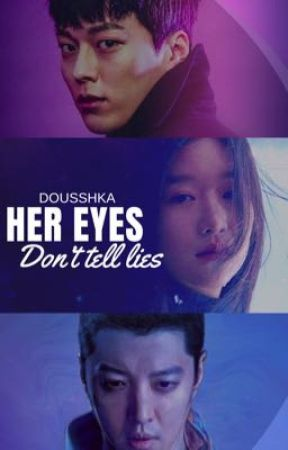 HER EYES DON'T TELL LIES by DOUSSHKA