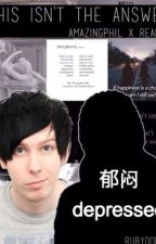 This isn't the answer (amazingphil x reader) by kitneedshelp