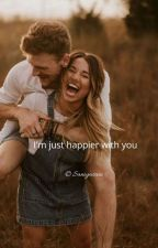I'm just happier with you by Sansain5