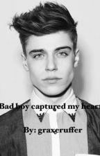 The Bad Boy Captured my Heart by graxeruffer
