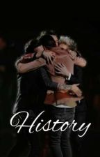 A Whole Lot Of History  by loveforeverharry
