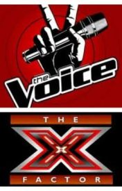 The X Factor vs The Voice by peapodpearl