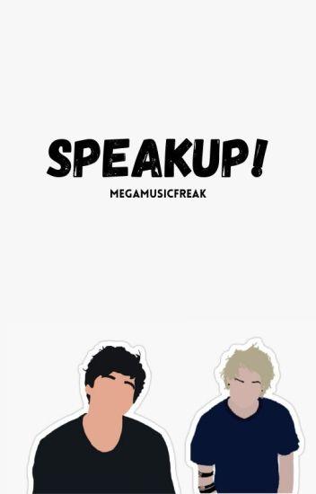 SpeakUp! #Malum ✔ [under editing]
