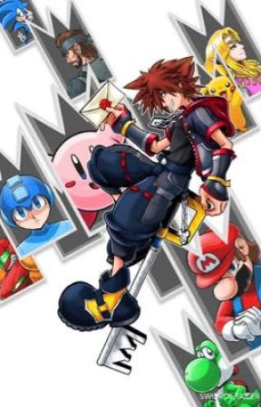 KH4 x Smash Bros  by fanfickxd