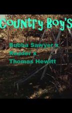 Bubba Sawyer x Reader x Thomas Hewitt by SugarBabySlasher