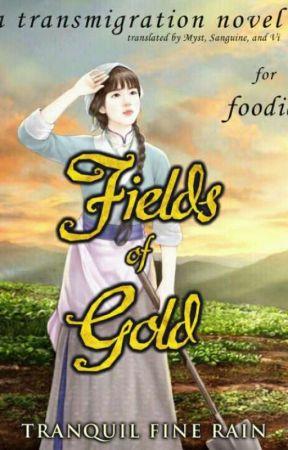 (3) Fields Of Gold by missczari