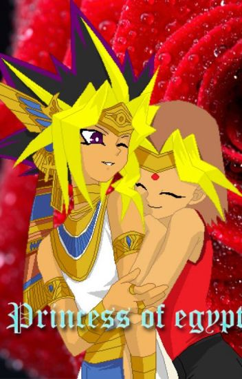 Atemu x Reader ✯ Princess Of Egypt
