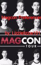 Magcon preferences by Lizzielizzie101