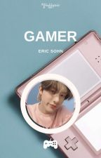 Gamer ⚘ Eric Sohn ✓ by fluffysannie