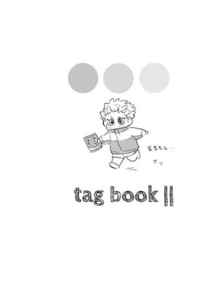 tag book || by -keiichann