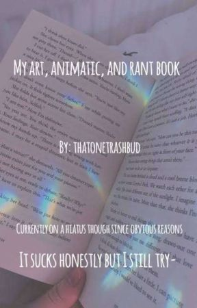 My Art Book and Shit Posts 2.0! by thatonetrashbud