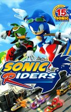 Sonic Riders (Various x Reader) by ShiraFangirl