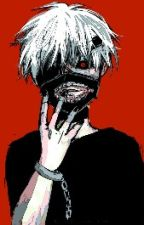 Rainy Days. (Kaneki Ken x Reader (Kakuja form) by coldkouhai