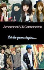 Amazonas V.S Cassanovas by XDMLMXD