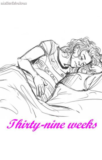 Thirty-nine Weeks (m-preg)