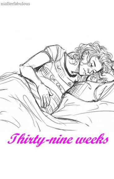 Thirty-nine Weeks (m-preg)