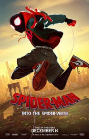 Universal Being (Into the spiderverse x Male Reader) by RedForShoe