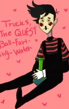 Two Trucks and the quest for Ball-Fart-Bong-Water by WompStomp