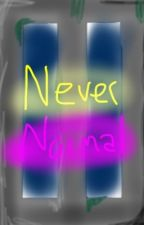 Never Normal {Enderlox, Skybrine WitherMU FanFic} by TheDiscoDino