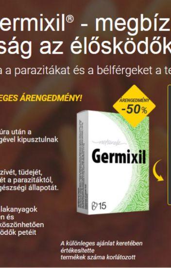 tiszta a parazitáktól)