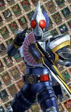 Kamen rider Blade X Makien-Ki: The Maken student that fights with cards by JustyTurner