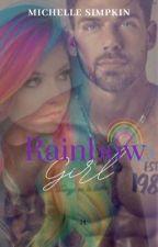 Rainbow Girl by MichelleSimpkin7