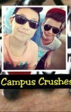 Campus Crushes (Darren Espanto & JK Labajo Fanfiction) by AlyssaJoyXD
