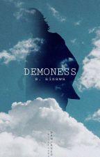 DEMONESS; S. AIZAWA by mimin_chan