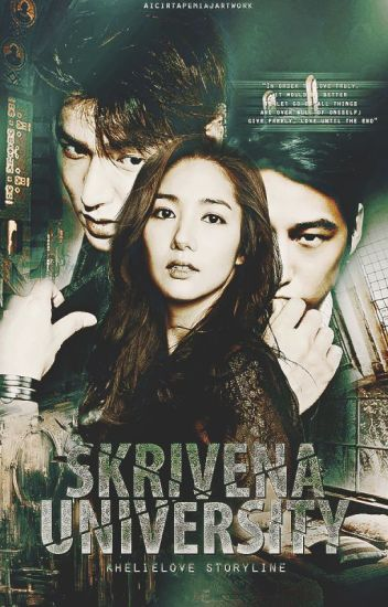 SKRIVENA UNIVERSITY BOOK 1 (Complete)